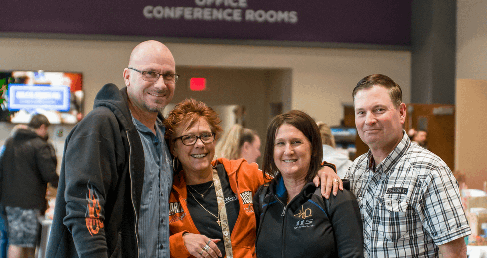 We know that going to a church for the first time can be intimidating, and we want to make your first experience at Stonebridge Church a great one!